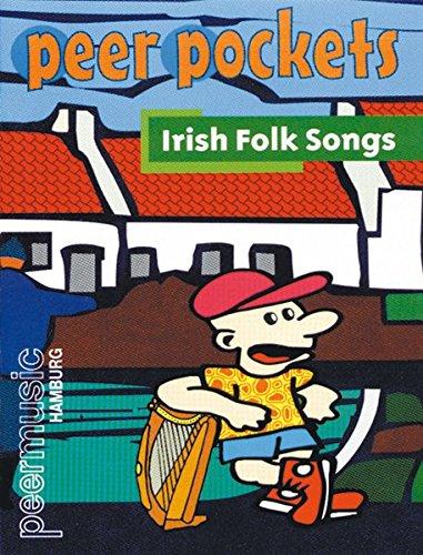 PEER POCKETS   IRISH FOLK SONGS  PARTITIONS POUR LIGNE DE MELODIE  PAROLES ET ACCORDS
