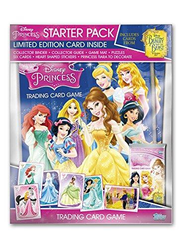 Disney Princesses - Kit de Démarrage - Cartes à collectionner