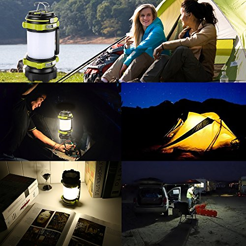 616Hl1scr0L. SS500  - LE Rechargeable CREE LED Torch, 500 Lumen Camping Lantern, Water Resistant Outdoor Searchlight for Emergency, Fishing, Hiking, Power Cuts and More