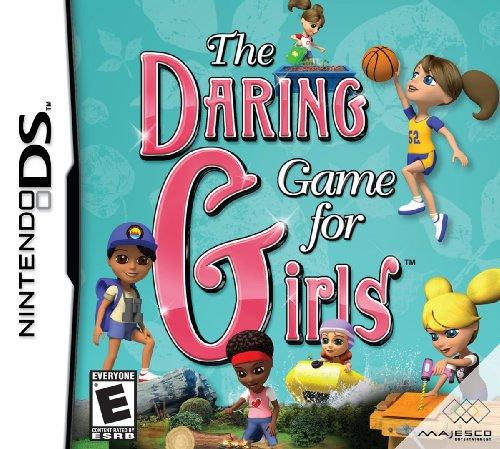 The Daring Spiel für Mädchen, Nintendo DS -