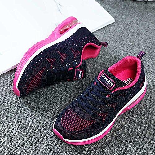 SITAILE Unisex Uomo Donna Scarpe da Ginnastica Scarpe da Corsa Sportive  Fitness Running Sneakers Basse ... ee7446c5f73