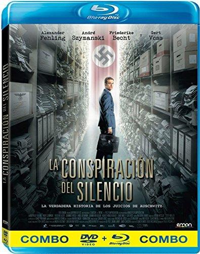Im Labyrinth des Schweigens (LA CONSPIRACIÓN DEL SILENCIO (BLU-RAY+DVD), Spanien Import, siehe Details für Sprachen)
