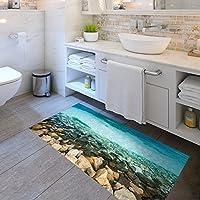 GPFDM 3D Banco Decorativos de suelo Ecológico PVC Peel & Stick Pegatina de pared Art Calcomanías