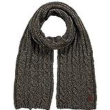 Barts Twister Schal, Herren, Grau (Stone), One Size (Größe Hersteller: einzige)
