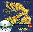 L'oiseau de feu: Livre CD
