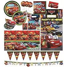 Procos - Cubertería para fiestas Cars