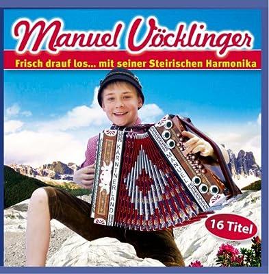 Frisch drauf los mit seiner Steirischen Harmonika - Instrumental