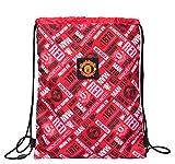 Manchester United F. C. Cordón Mochila Bolsa Rojo