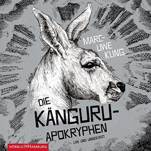 Buchseite und Rezensionen zu 'Die Känguru-Apokryphen: Live und ungekürzt' von Marc-Uwe Kling