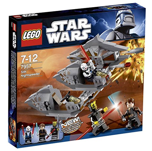 LEGO Star Wars 7957 - Sith Nightspeeder