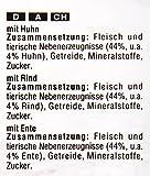 Sheba Fresh & Fine Katzenfutter Herzhafte Komposition, 72 Beutel (72 x 50 g) - 2