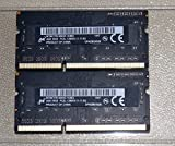Crucial ram memory 8GB kit (2 x 4GB) DDR3 PC3-12800,1600MHz for 2012 Apple Macbook Pro's, 2012 and 2013 iMac's and 2011 / 2012 Mac mini's