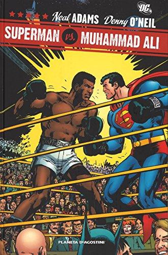 Superman vs Muhammad Ali (Absolute DC) por Neal Adams