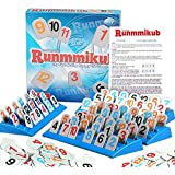 Rummikub Magic Bridge Digital Games Fostering Kids' Logical Thinking Ability Family Party Puzzle Poker Games The Rummy Tile G