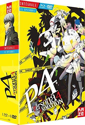Persona 4 Intégrale Combo BluRay + Dvd [Combo Blu-ray + DVD]