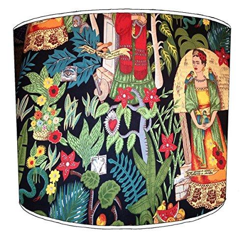 30,5cm Tabelle alexander henry fridas garden drum shade