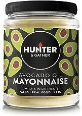 Hunter & Gather Avocado Paleo Maionese Senza Zucchero e Glutine 250g