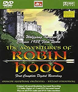 Adventures Of Robin Hood, The (Stromberg, Moscow So) [DVD AUDIO]