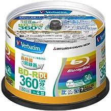 Verbatim VBR260YP50V1 disco blu-ray lectura/escritura, BD-R DL - 50 piezas