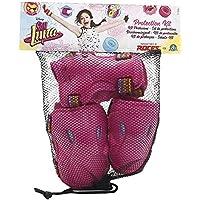 Soy Luna - Set protección de patinaje, talla L (Giochi Preziosi YLU02111)