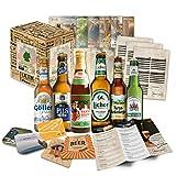 Bier Geschenkset - Valentinstaggeschenk für Ihn, Geburtstagsgeschenk für Bruder, schöne Geburtstagsgeschenke