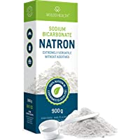 Sodium Bicarbonate of Soda Food Grade - 1 kg for Cleaning, Household, Bath Bombs