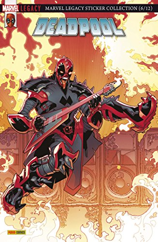 Marvel Legacy : Deadpool nº2 par Mike Hawthorne