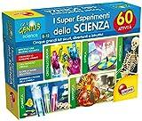 Lisciani Giochi I'm A Genius 60337-I'm Super Esperimenti della Scienza, 60337