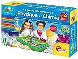 Lisciani FR59683 - Jeu Educatif - Le Grand Laboratoire de Physique et Chimie