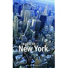 Le goût de New York