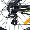 27,5 Zoll 650B MTB Galano Toxic Mountainbike Scheibenbremsen Shimano