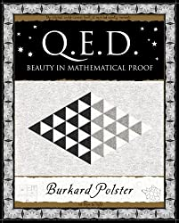 Q.E.D: Beauty in Mathematical Proof (Wooden Books Gift Book)