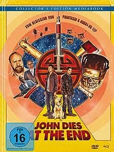 John Dies at the End - Mediabook [DVD + Blu-ray]