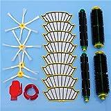Yongse 18pcs filtros y cepillos Vacuum Cleaner Kit de accesorios para la serie 500 de iRobot Roomba