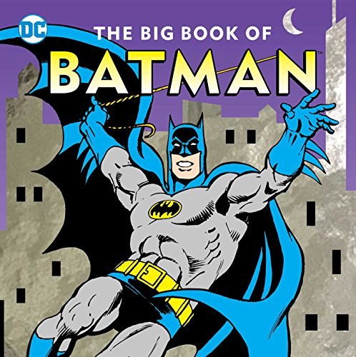 Big book of batman hc (Dc Super Heroes) por Noah Smith