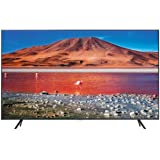 "SAMSUNG UE50TU7172 50"" SMART LED ULTRA HD 4K Televisore HDR DVB-T2 WiFi Nero"