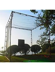 ProAdvanced PADMC01 Cage d'entraînement Noir