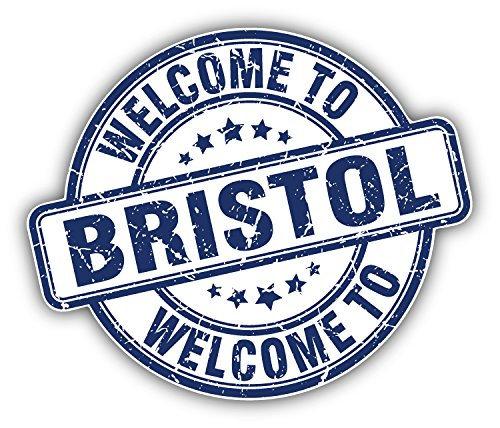 bristol-grunge-welcome-viaggio-stamp-art-decor-adesivo-12-x-10-cm