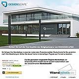 DESIGNSCAPE® Wandtattoo Federn Set ...