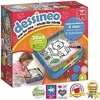 Dessineo Niño Niño/niña - Juegos educativos, Niño, Niño/niña, 4 año(s), 10 páginas, Alemán, Inglés