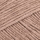 Sirdar Cotton Rich Aran 100g - 008 Nutmeg