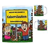 trendaffe - Herzlich Willkommen in Kaiserslautern Kaffeebecher