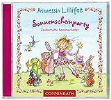 Prinzessin Lillifee - Sonnenscheinparty (CD): Zauberhafte Sommerlieder