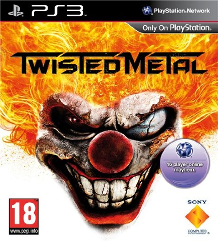Preisvergleich Produktbild Twisted Metal PS-3 PEGI + Twisted Metal Black DLC