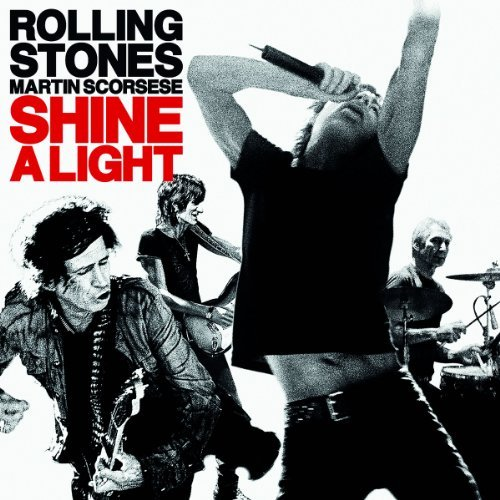 Shine A Light by Rolling Stones (2008-04-10) Jack White Iii