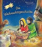 Die Weihnachtsgeschichte - Maja von Vogel