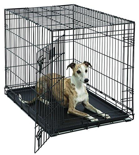midwest-homes-for-pets-midwest-life-stages-cage-avec-porte-pliante-pour-chien-9144-cm-par-6096-cm-pa