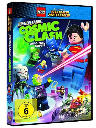 Lego DC Comics Super Heroes: Justice League - Cosmic Clash: Alle Infos bei Amazon