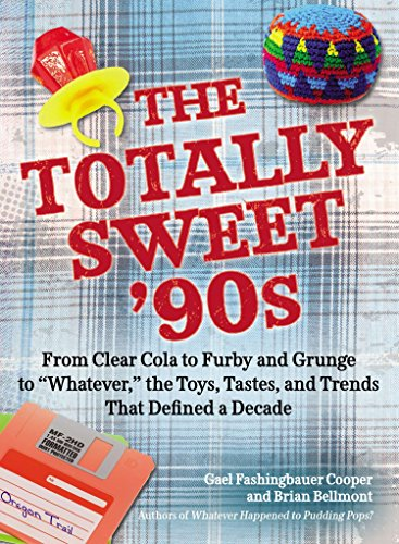 The Totally Sweet 90s: From Clear Cola to Furby