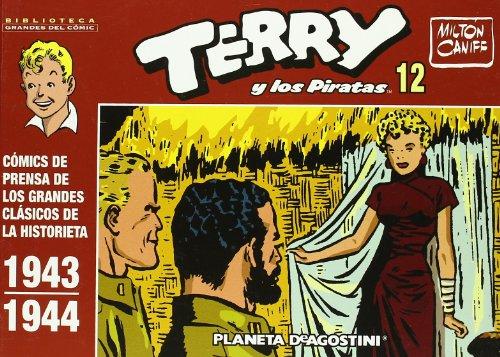 Biblioteca Grandes del Comic: Terry y los piratas nº 12